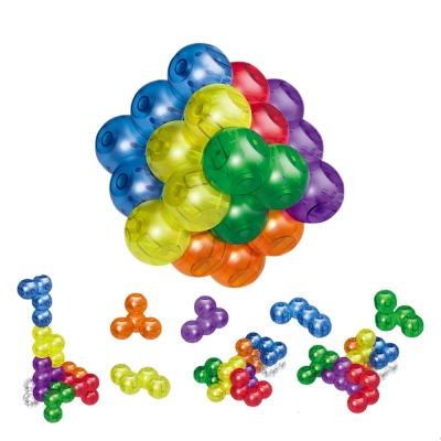 무지개 마그네틱 큐브 블록 파츠 퍼즐 블럭 피젯 토이