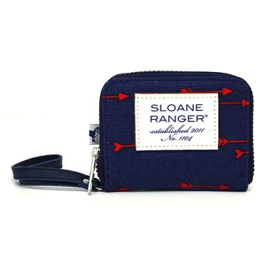 [Sloane Ranger]ID Wristlet 멀티 미니 지갑 - English Arrow