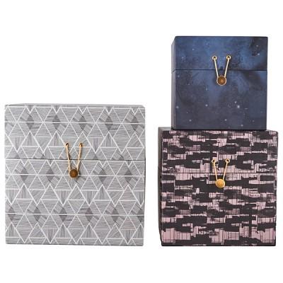 Box, Seasons, set of 3 sizesprints Sk1231