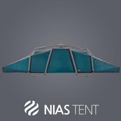 [HEIMPLANET] 하임플래닛 니아스 틸그린 에어빔 텐트 4~6인용 / 펌프별도구매