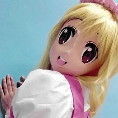 리얼 미소녀 마스크