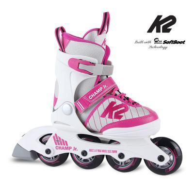 K2 챔프 걸 프리미엄 아동용 인라인스케이트