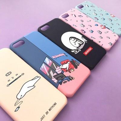 미스터두낫띵 - iPhone 7(s)/7+ CASE