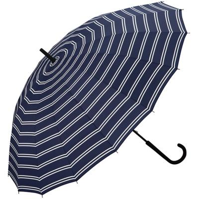 wpc우산 더블 보더 남자여자 장우산 MST-034