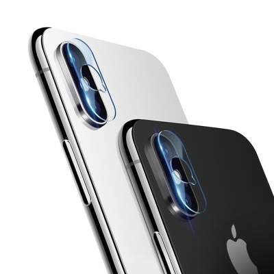 얼티밋 퍼펙트핏 Camera Lens 아이폰XS 강화유리