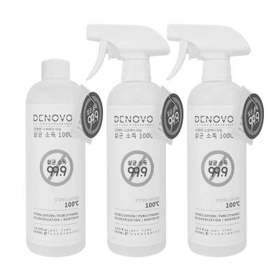 [무배+사은품] 디노보 살균소독 100도씨 500mL 2+1