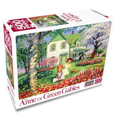 빨강머리앤 퍼즐 꽃나들이 500 피스 직소퍼즐