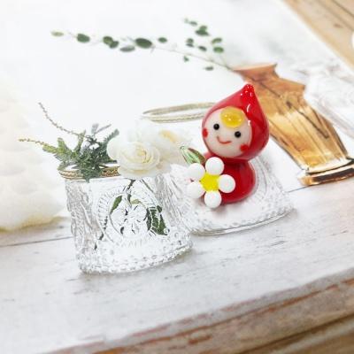 꽃을 든 빨간망토