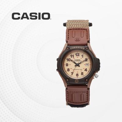 카시오 군용 남성 캠핑 빈티지 패션시계 FT-500WC-5B