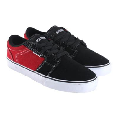 [Etnies] BARGE LS (Black/Red/White)