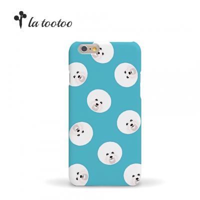 [Latootoo]라투투 하드케이스 러브독 비숑프리제2-아이폰6/6S플러스