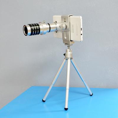 휴대폰 12배줌 망원렌즈 삼각대세트