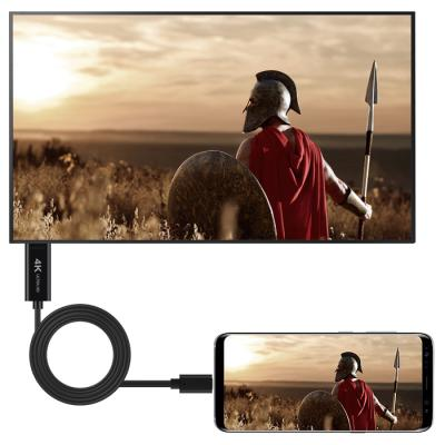 엑토 타입C용 스마트폰 미러링 케이블 HDMI-01