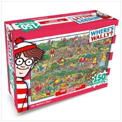 월리를 찾아라 직소퍼즐 150pcs: 자이언트월트