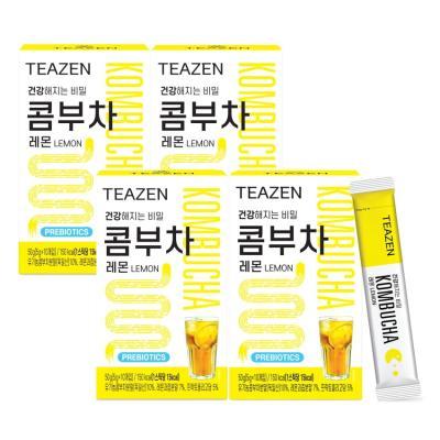 티젠 콤부차 레몬 40스틱
