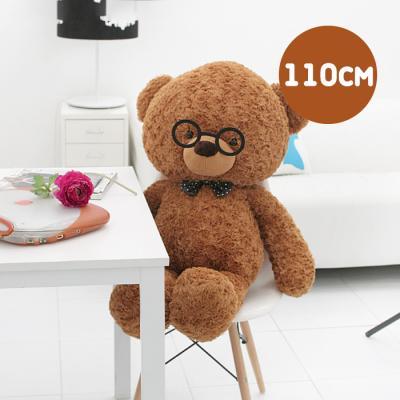 에이스베어 곰인형 110cm 브라운