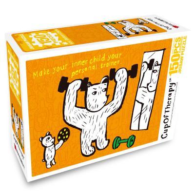 컵오브테라피 직소퍼즐 150pcs 마음속 아이