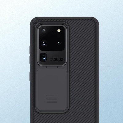 갤럭시A71/A51/카메라보호 슬라이드 쉴드 하드 케이스