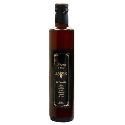 [안드레아밀라노] 라 캐러벨라 와인 식초 2P