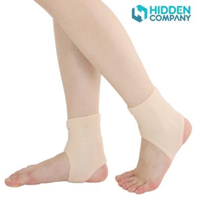 히든컴퍼니 실리콘 발목 보호대 2P 1팩 남녀좌우 공용