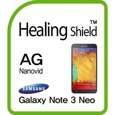 [힐링쉴드] 갤럭시노트3 네오 AG Nanovid 지문방지 액정보호필름 2매(HS140162)