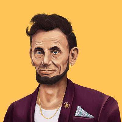 [원더스토어] 힙스토리 에이브라함 링컨