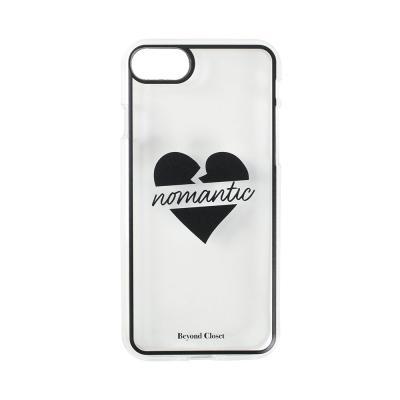 비욘드클로젯x매니퀸블랙에디션 노맨틱아이폰8케이스