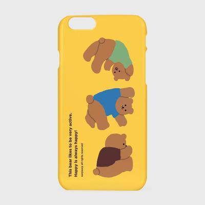 Rolling bear-yellow(하드/터프/슬라이드)