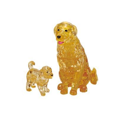 3D입체퍼즐 골든리트리버와 강아지 CP902188