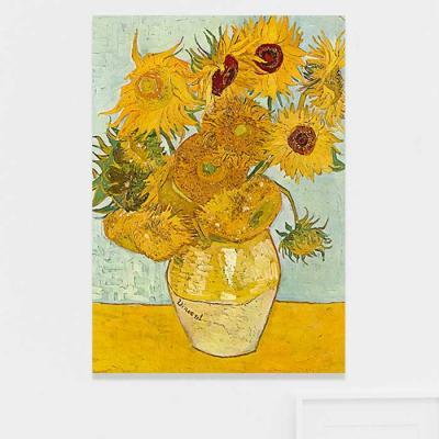 주문제작 액자 고흐 Sunflowers 594x841x30mm