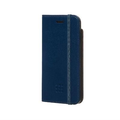 몰스킨 T 아이폰7 북타입 케이스/블루