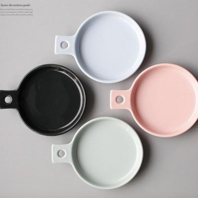 [2HOT] 메레신 손잡이 접시 플레이트