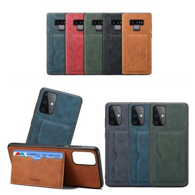 갤럭시 S20/S20+/Ultra 모던 카드 지갑 거치대 케이스