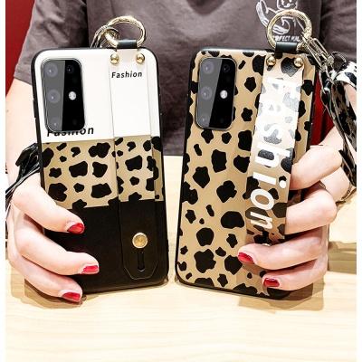 아이폰11 pro max xr xs 8 7 호피 스트랩 젤리 케이스