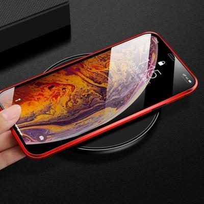 아이폰se2 11프로 max xr 프라이버시 자석 범퍼케이스