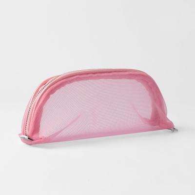 핀토리 스타 메쉬 파우치(핑크)