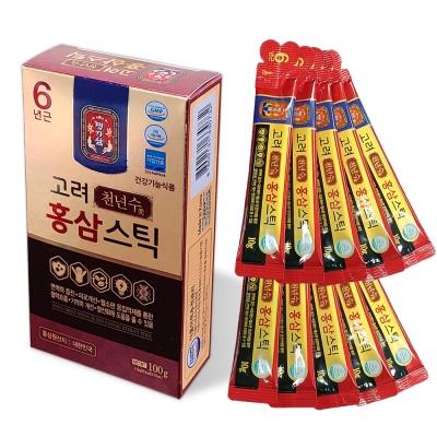 명기삼 고려천년수홍삼스틱 (10g*10개)