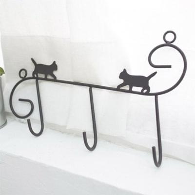 고양이 미니 후크