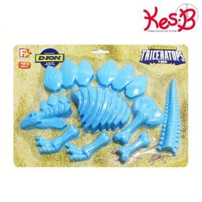 공룡찍기 스테고사우르스 1개