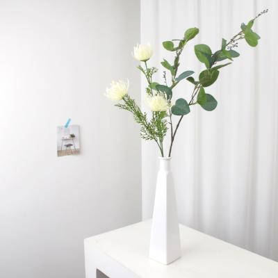 고속터미널꽃시장 핀쿠션 조화꽃 63cm 생화같은조화