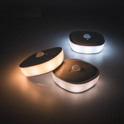 동작감지 LED 센서등 / 센서 라이트 (주백색) LCEK122