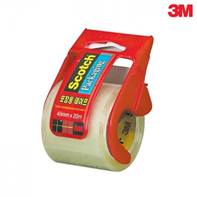 3M 스카치™ 포장용 테이프 디스펜서 132D