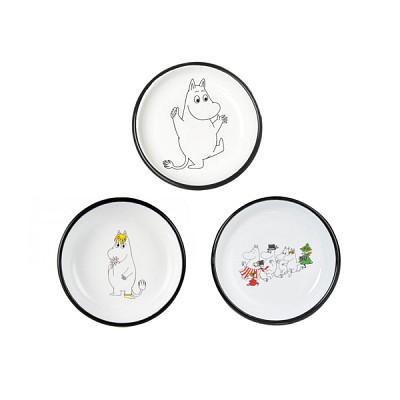 [Muurla]Muurla Moomin enamel plate 무민 플레이트