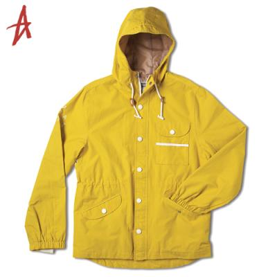 [Altamont] WINDTHROW JACKET (Yellow)