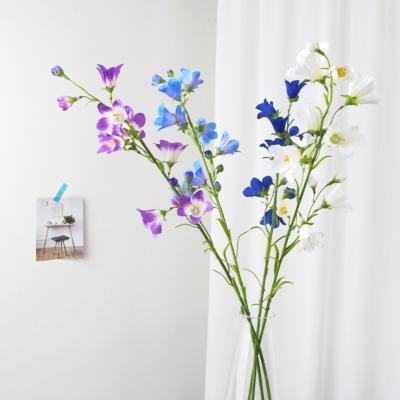 고속터미널꽃시장 캄파눌라 가지 66cm 시들지않는꽃