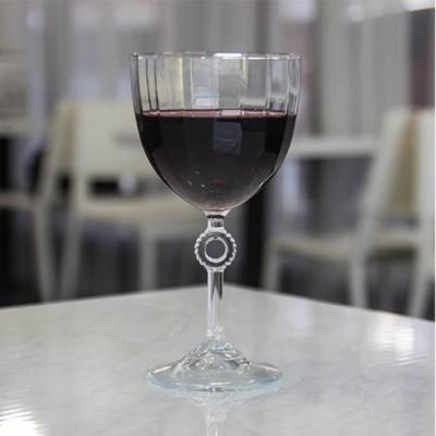 미니멀 커플 레트로 와인잔 1개