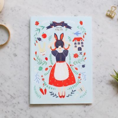 토끼소녀 노트