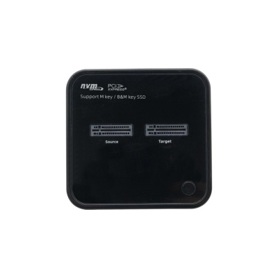 M.2 NVMe 도킹 스테이션 / 파티션 복제 클론 LCKS582