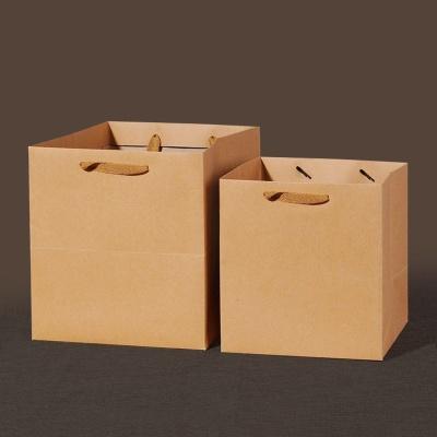 크라프트 종이 쇼핑백 종이가방 대형 RD 10317