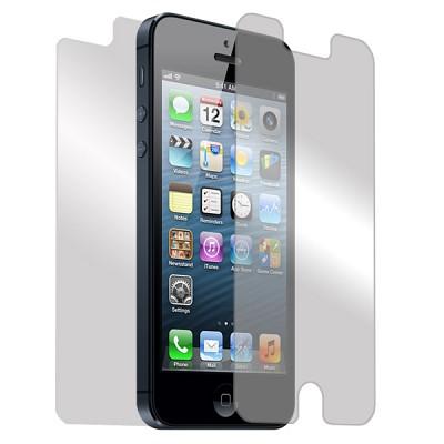무반사 전신보호필름 (아이폰 5용, 무반사 앞면용 + 3레이어 뒷면용)